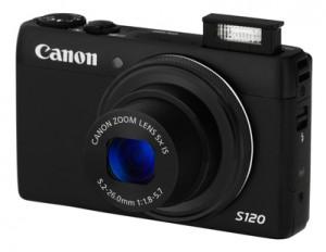 Canon Point & Shoot Digicam
