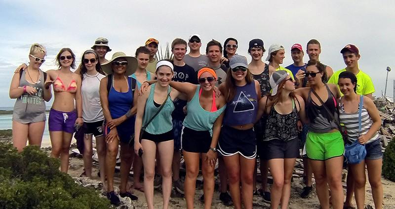 high school adventure trip