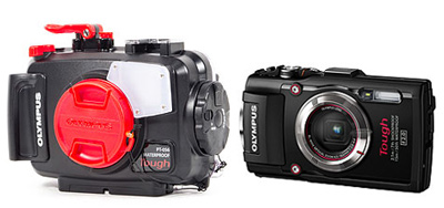 TG-3 Camera Rentals