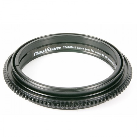 Nauticam C2470f4-Z Zoom Gear for Canon EF 24-70 f/4L IS USM