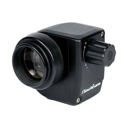 Nauticam 180 Degree Straight Viewfinder with External Diopter Adjustment