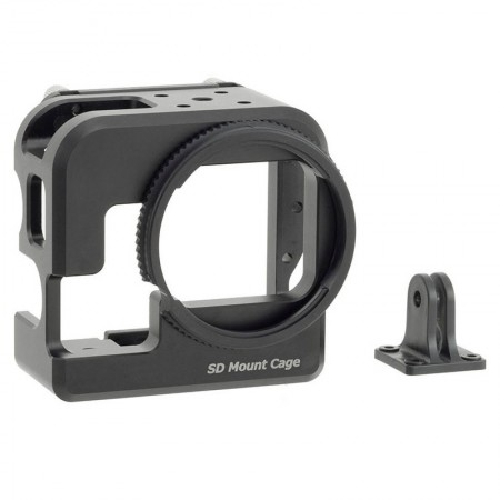 INON SD Mount Cage for HERO3/3+/4