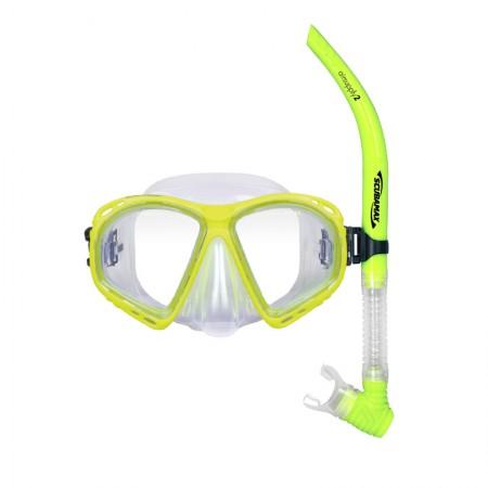Oasis Airsupply 2 Mask & Snorkel Combo
