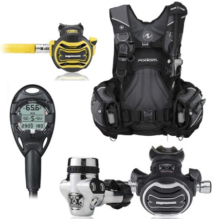 Aqualung Pro Package