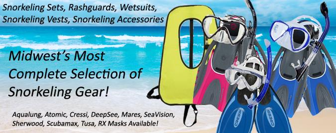 Snorkeling-gear-banner