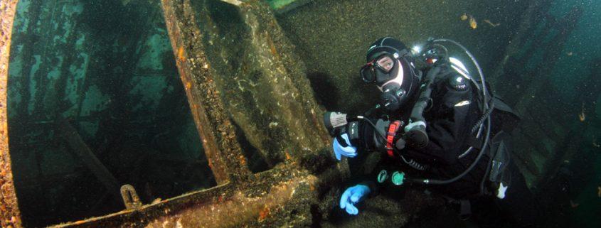 Great Lakes diving