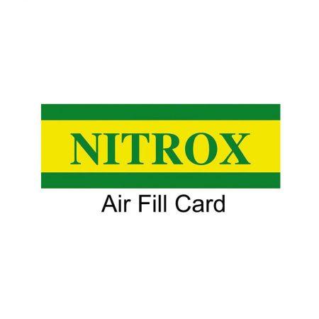 nitro fill card