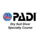 dry suit diver class