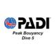 PADI Peak dive 5