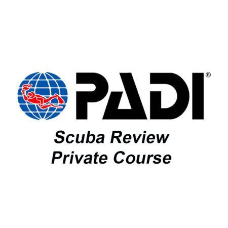 private scuba review class