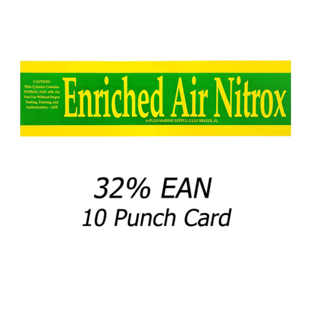ean 10 punch card
