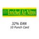ean 10 punch card